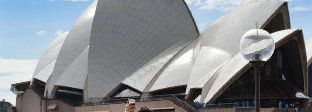 Aussie Tourism Enjoying Best Year Since 2000