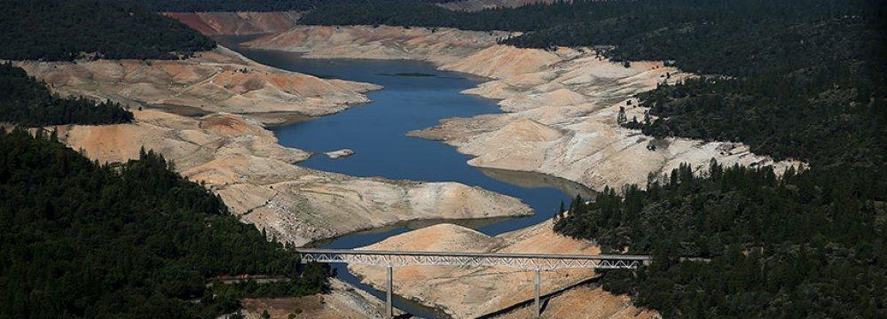 California Drought Permanent