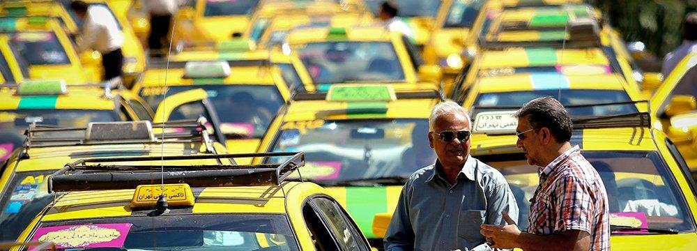 Junkyards Get Ready for Decrepit Cabs