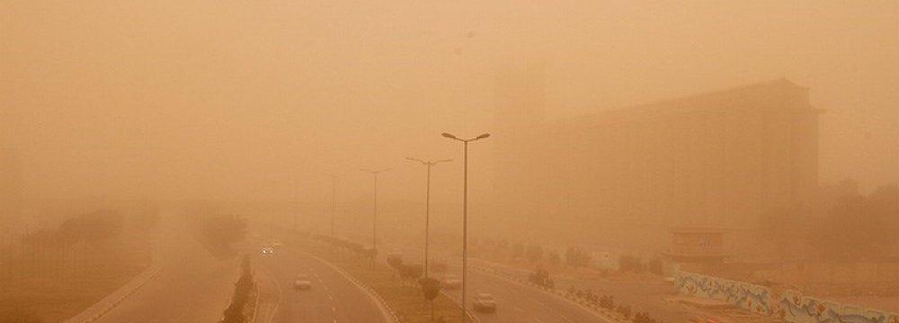 Saudis Not Keen on Fighting Dust Stroms