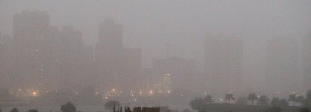 Bad Weather Kills 22 in Egypt