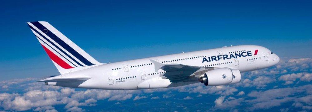 Air France-KLM to Resume Tehran Flights