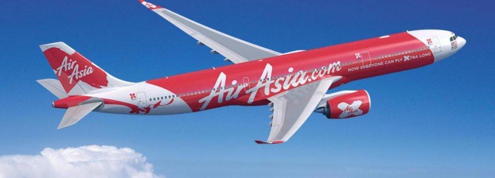 """AirAsiaX Looking at """"Massive"""" Iran Market"""