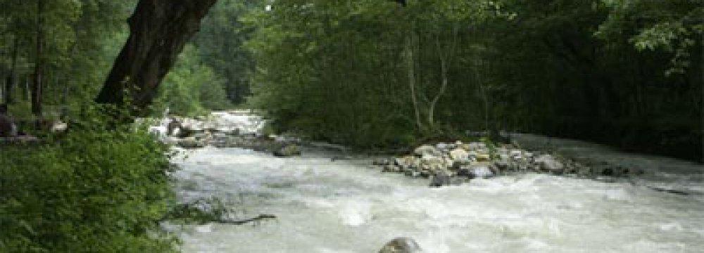 Takht-e Soleiman Glacier Melting Damages Tonekabon