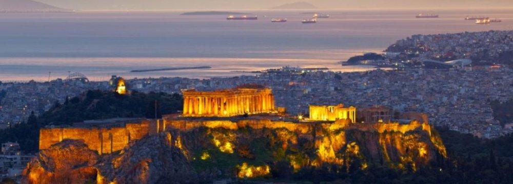 Iran, Greece Expanding Ties