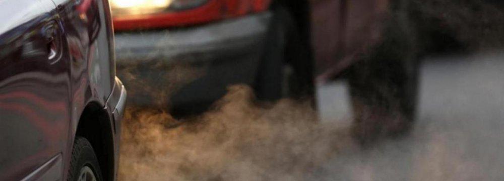 London Fails EU Pollution Limits