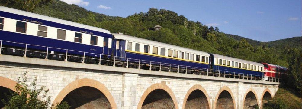 UK Luxury Train to Resume Iran Trips