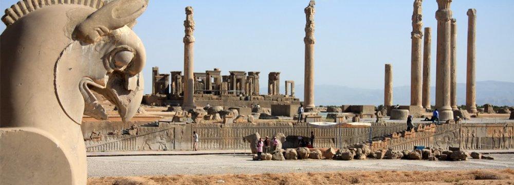 Persepolis Preservation