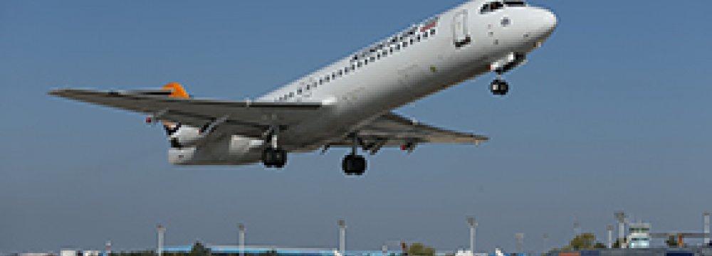 Kish Air to Buy 10 Planes
