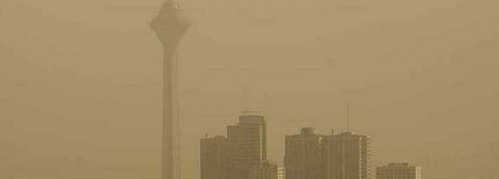 Ahvaz, Isfahan Most Polluted Cities