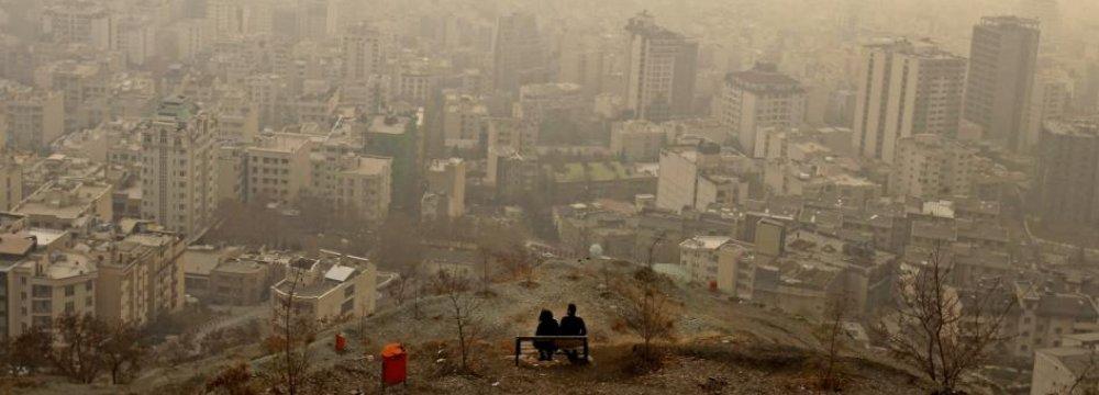 Air Pollution Kills 3.3m Annually Worldwide