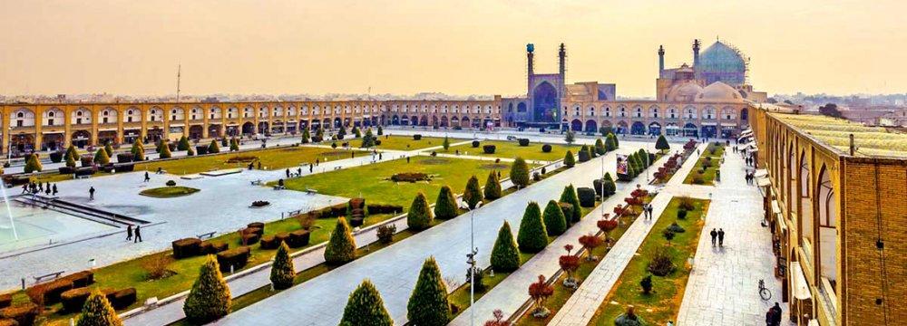 Tehran, Isfahan Top  Destinations for Arabs