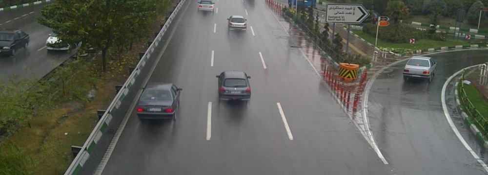 Increase in Precipitation