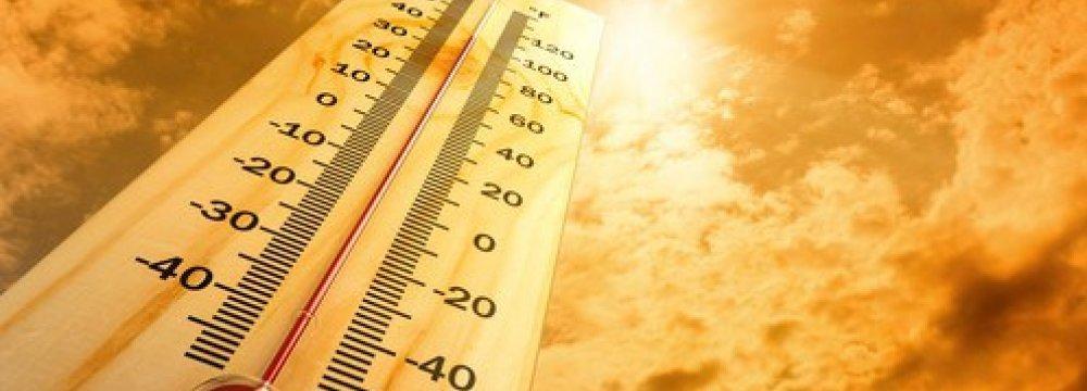 Earth's Hot Streak Continues