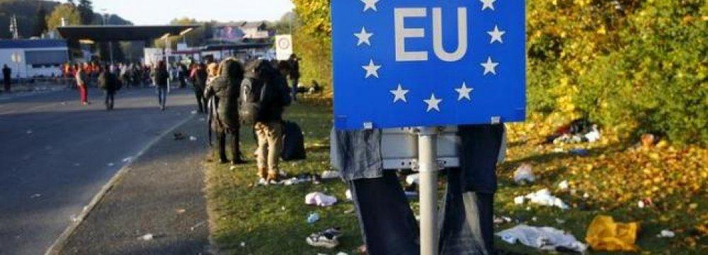 Austria Suspends Schengen Agreement