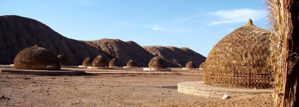 Shahdad Desert Trekkers Need Facilities