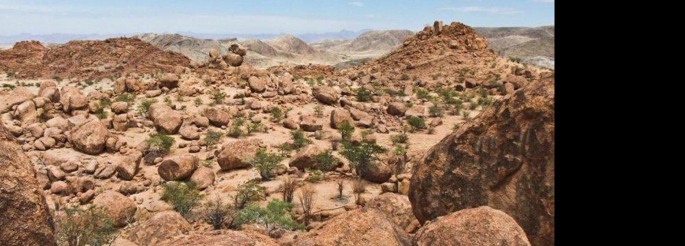 Soil Erosion in Iran Costs More Than Oil Revenue