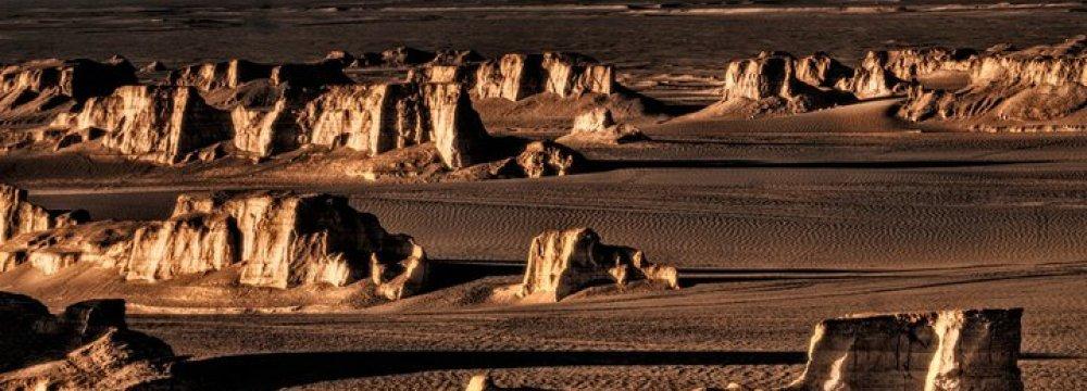 UNESCO Set to Register Lut Desert, Qanats by 2016