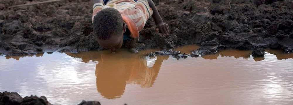 4b People Suffer From Water Scarcity