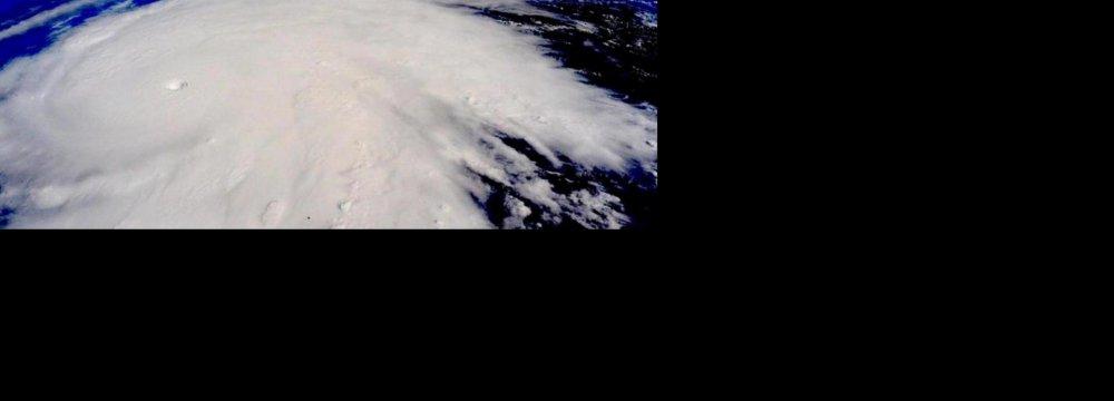 Hurricane Patricia Batters Mexico