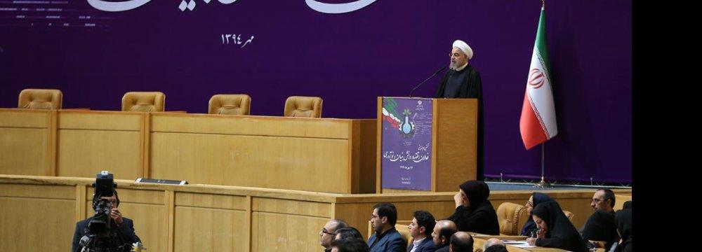 Tehran Hosts Symposium  on Knowledge-Based Firms
