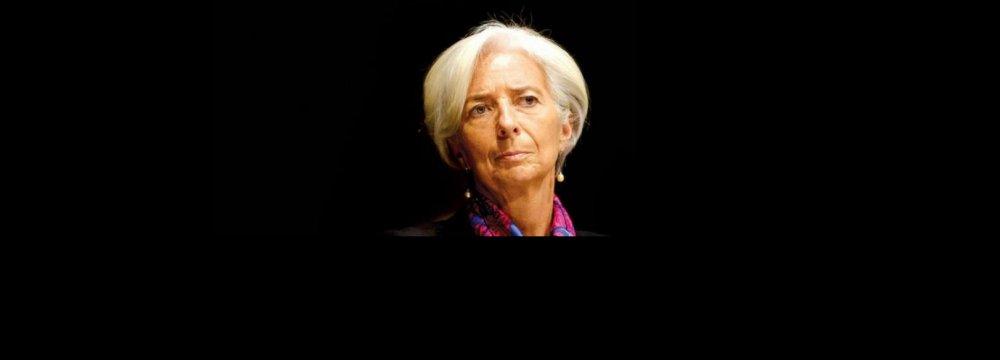 IMF Fights  Eurozone Over  Greek Debt Relief