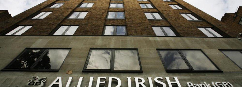 AIB Lending in Britain Up 54%