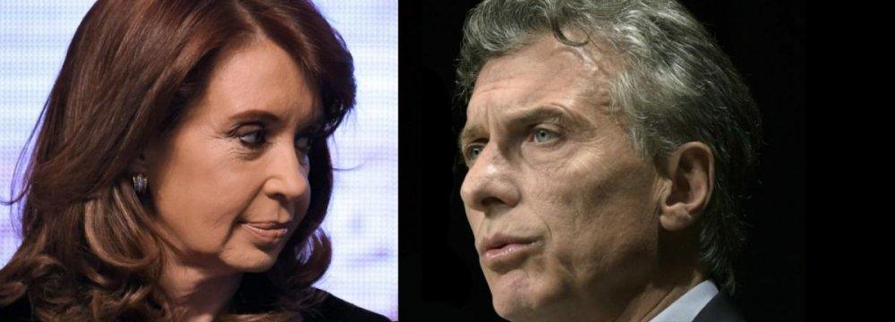 Argentina Compromises on Debt