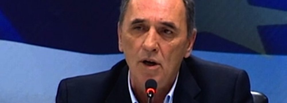 Athens Wants Bad Loans to Be Measured