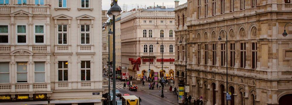 Austria Grew 0.9% in 2015
