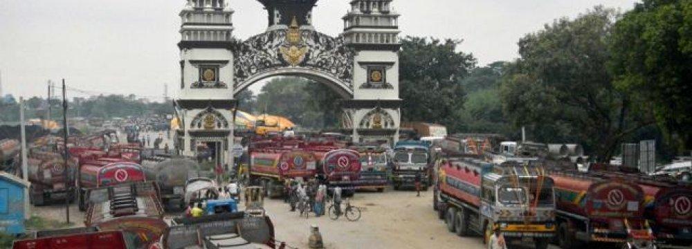 Blockade Hurting Nepal
