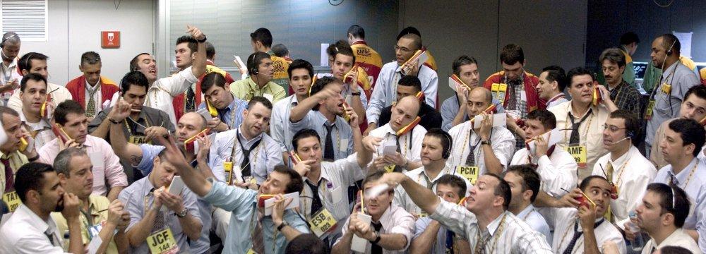 Brazil Recession Deepens