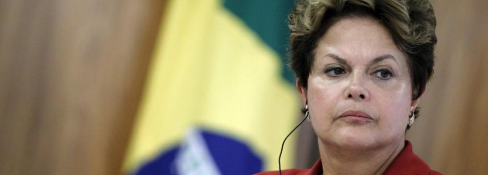 Brazil's Credit Rating Cut to Junk