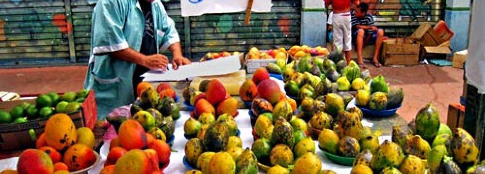 Brazil Inflation Worsens