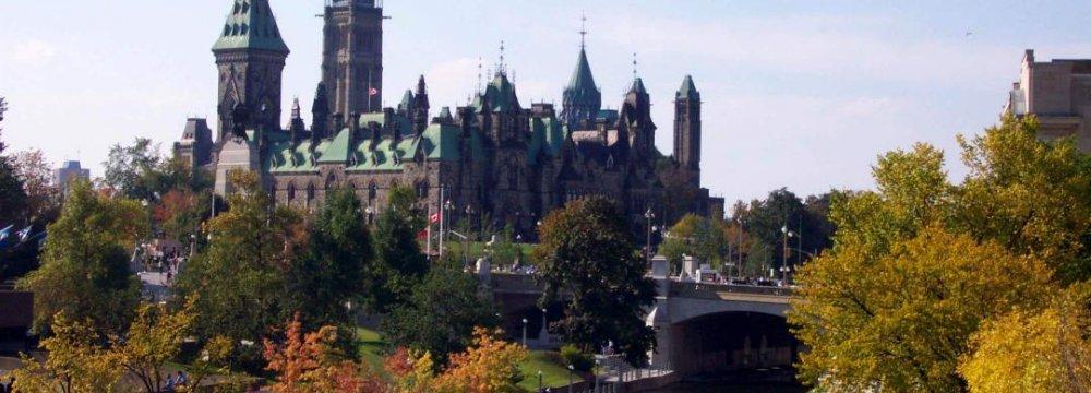 Canada Growth Declines