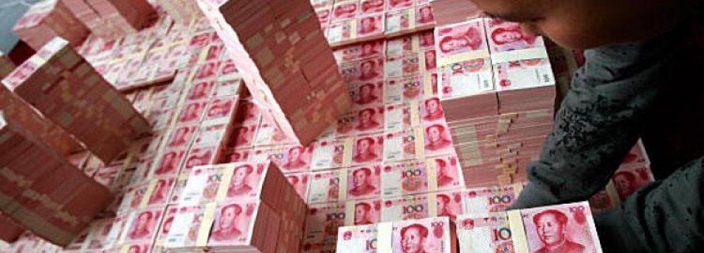 China Mutual Funds at $844b