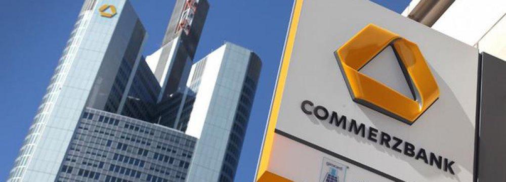 Commerzbank Quadruples Profit