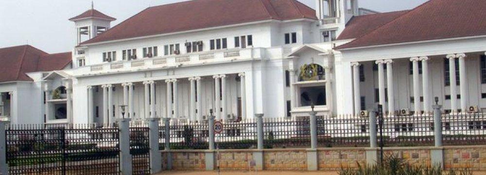 Corrupt Ghana Judges on Video