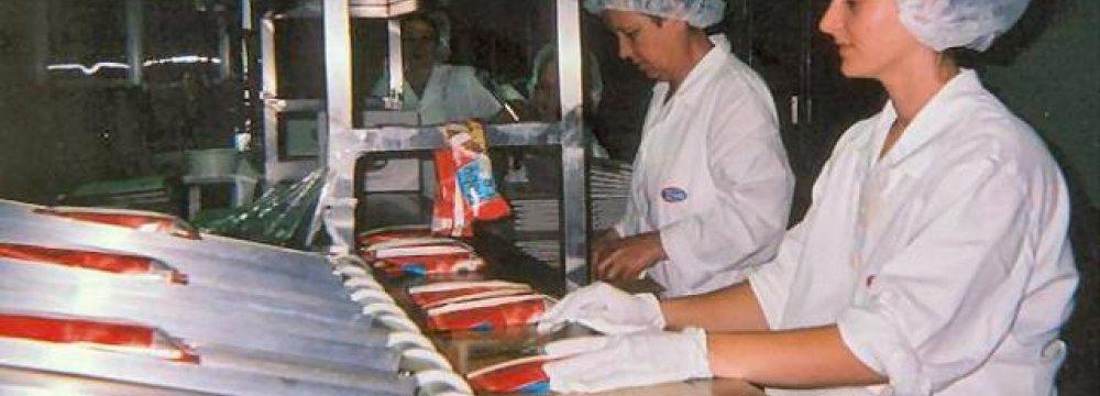 Croatia Factory Production Up