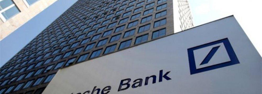 Deutsche Bank  to Axe 9,000 Jobs