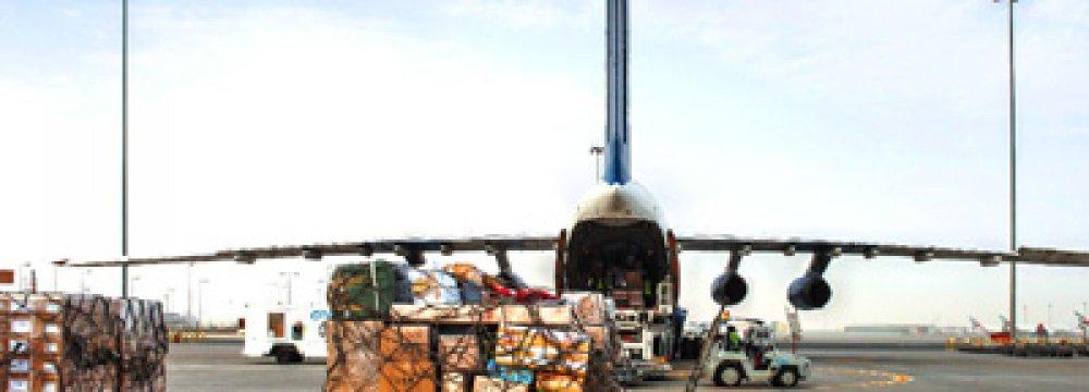 Dubai Cargo Volumes Soar