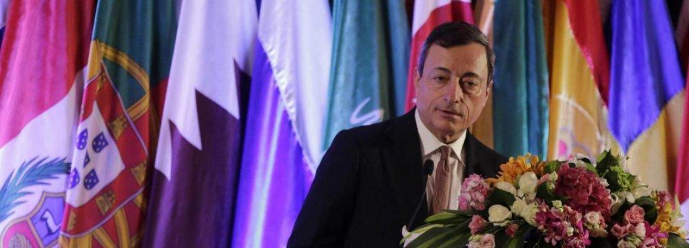 ECB Ready for Fresh QE