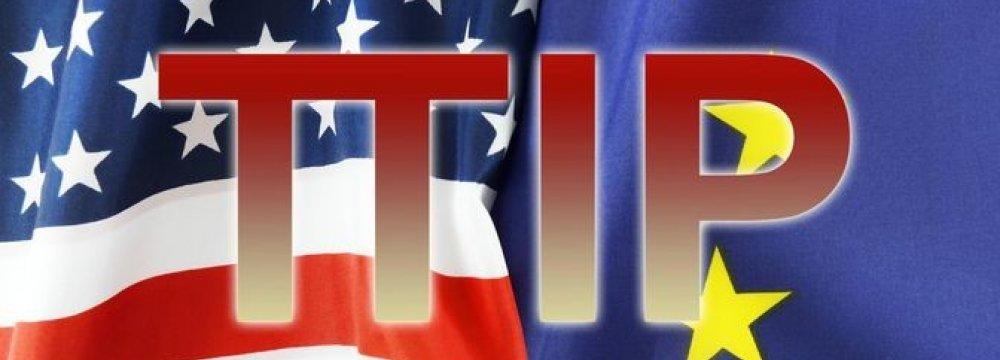 EP: TTIP Undemocratic
