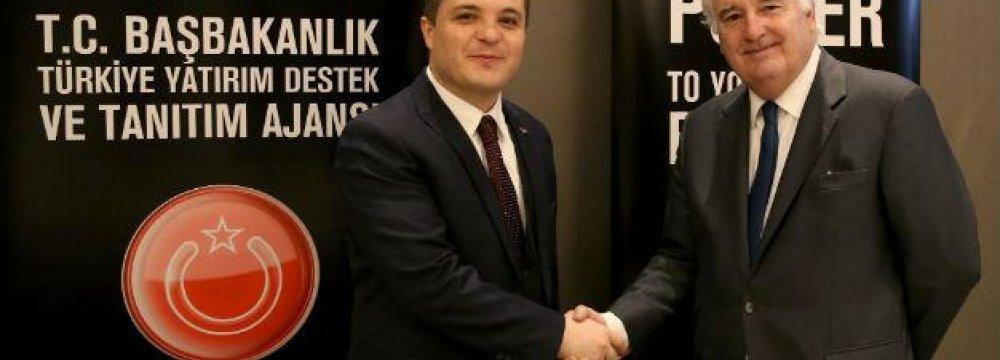 FDI in  Turkey Rises
