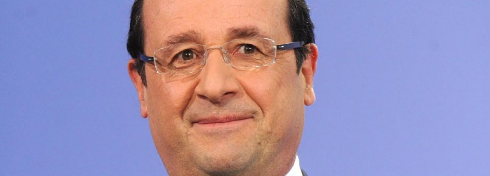 France to Cut Taxes