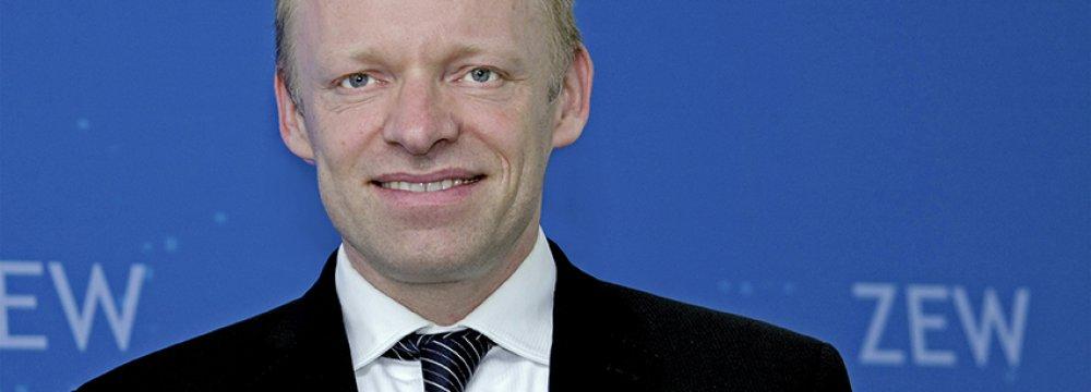 German Investors Upbeat