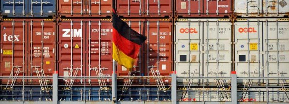 German Exports at New High