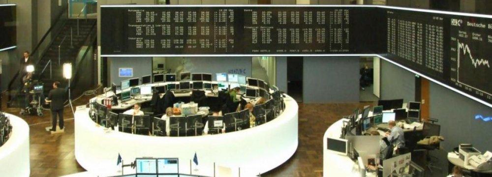 Global Markets Slide