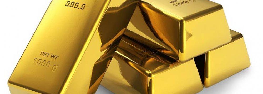Gold Higher
