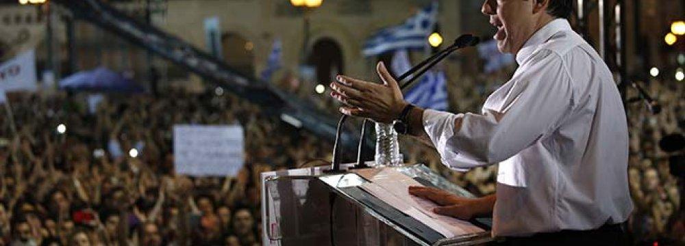 Greek Crisis Hit Multinationals
